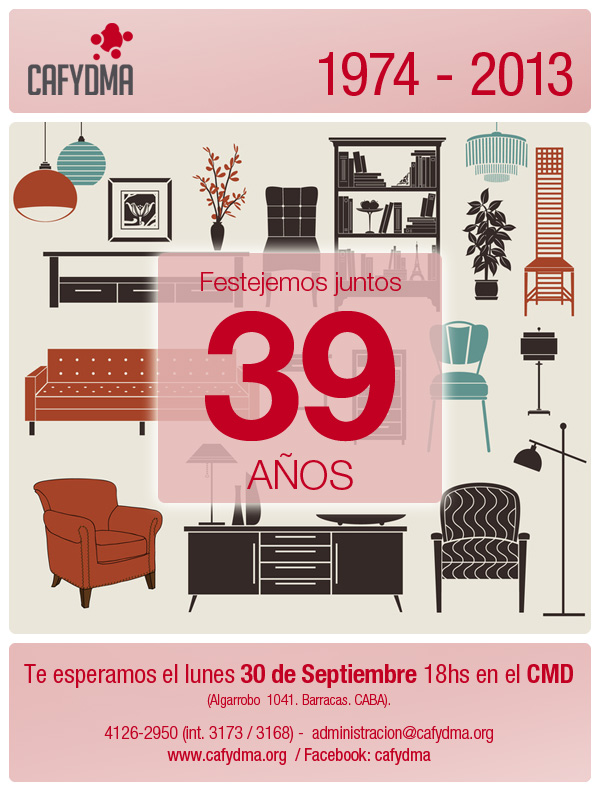Cafydma-invitación-39 aniversario