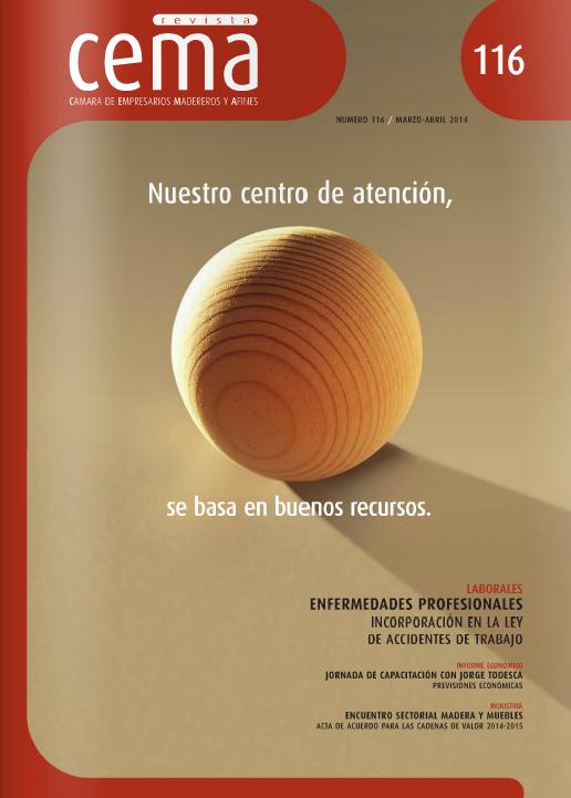 Revista de CEMA 116
