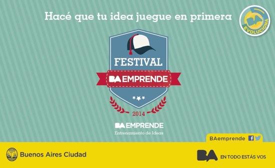 Festival BA Emprende
