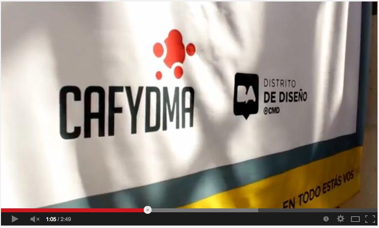 video por los 40 años de CAFYDMA