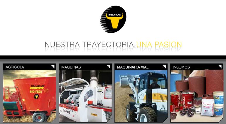 Taurus Máquinas, nuevo socio de CAFYDMA