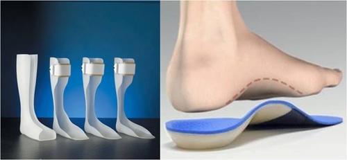 Prototipo funcional de órtesis de pie - CAFYDMA