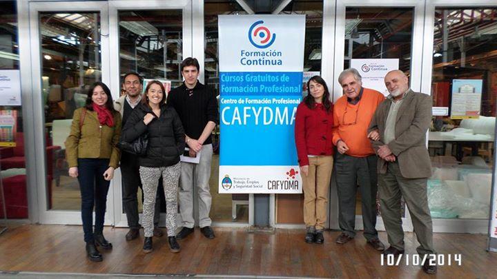 Reunión de CAFYDMA con el MTEySS y con el MINCyT de la Nación