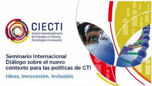Seminario internacional en Ciencia y Tecnología