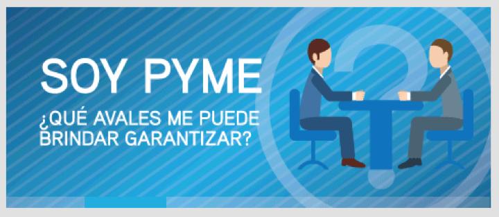 Garantizar SGR créditos para PyMes