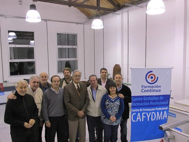 CAFYDMA_Cámara_fabricantes_de_Muebles_Tapicería_y_Afines_nueva_subsede_polo_cañitas_Ministerio_de_Acción_social_Argentina (17)