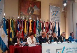 42ª Reunión de la Comisión Técnica OIT/Cinterfor