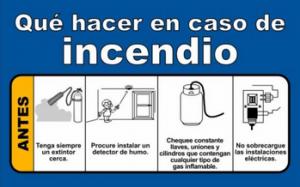 Prevención contra incendios: beneficios para socios