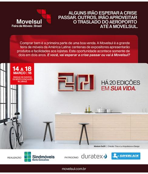 Movelsul Feria de Muebles de Brasil
