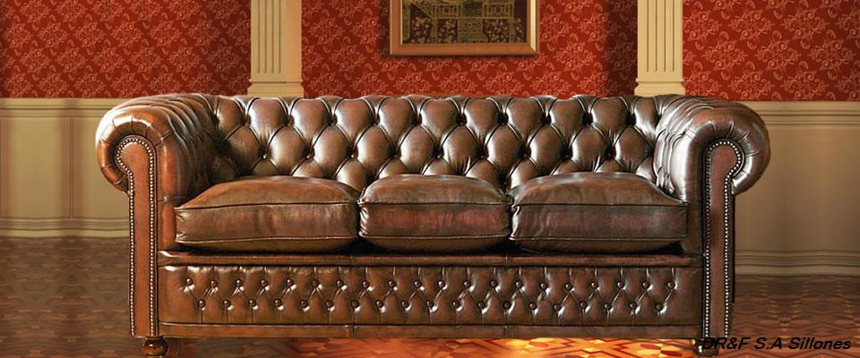 DRyF S.A. es una fábrica de sillones y afines y nuevo socio de CAFYDMA