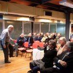 Conferencia sobre liderazgo en CAFYDMA: el líder coach