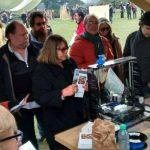 CAFYDMA participó del Festival de Diseño y Madera