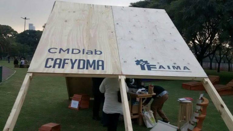 CAFYDMA participó del Festival Diseño y Madera