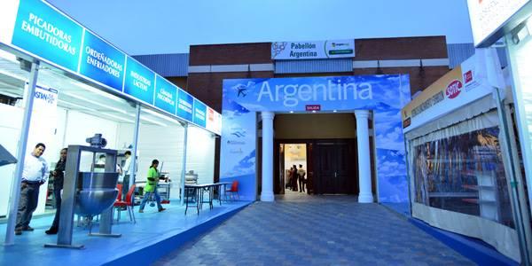 CAFYDMA organiza reunión para pool para exportación: Feria Expocruz en Bolivia
