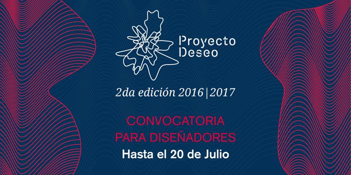 Se buscan diseñadores industriales para Proyecto Deseo