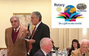 Acuerdo entre CAFYDMA y el Rotary Club de Caballito (CABA)