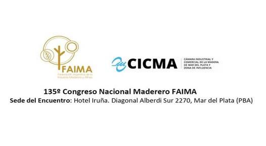 135° Congreso Maderero en Mar del Plata