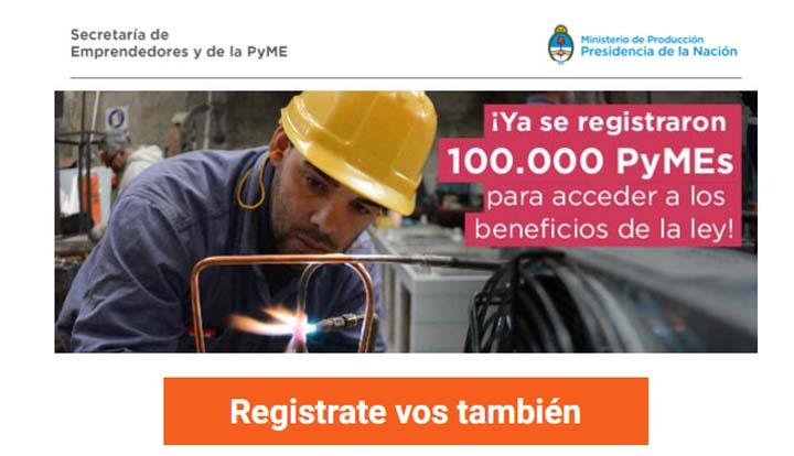Beneficios de la Ley PyME