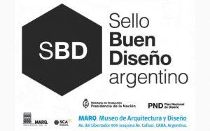 Sexta edición del Sello de Buen Diseño argentino