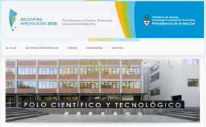 Plan Argentina Innovadora 2020
