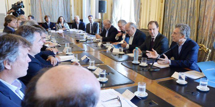 Mesa Forestal liderada por el Presidente Mauricio Macri