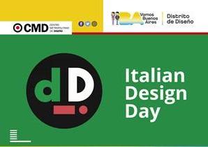 Día del Diseño Italiano en el CMD